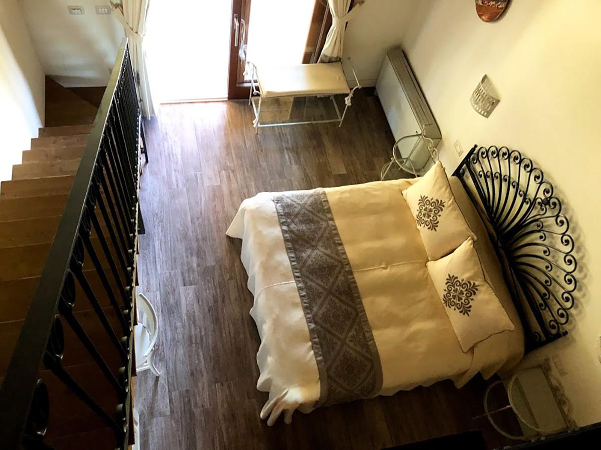 Deluxe Loft Room