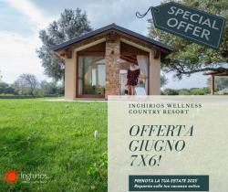 Offerta Maggio Giugno 2021  Garden Suite 7 x 6